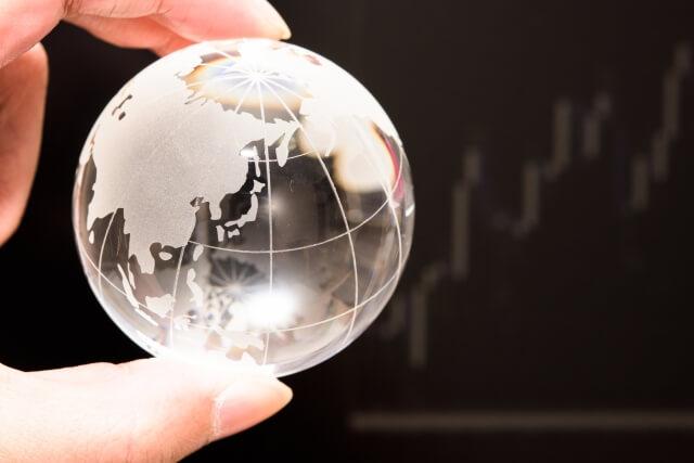 世界経済と為替の関係性