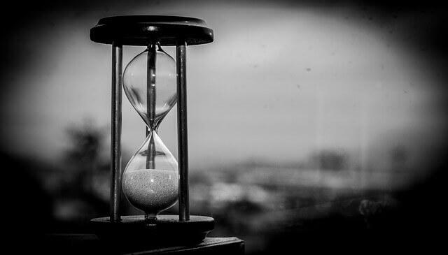 限られた時間